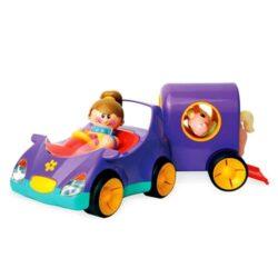 اسباب بازی یدک کش اسب دخترونه تولو