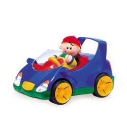 اسباب بازی ماشین و عروسک پسر تولو Tolo