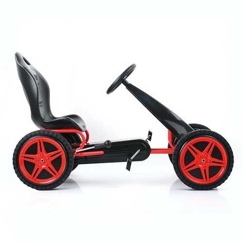 چهارچرخه پدالی هاوک مدل Hurricane red