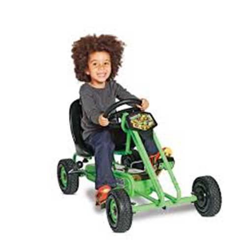 چهارچرخه پدالی هاوک مدل Lightning TMNT