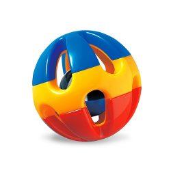 اسباب بازی جغجغه توپی TOLO