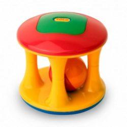 اسباب بازی جغجغه توپ TOLO
