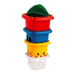 اسباب بازی رنگین کمان چند تکه TOLO