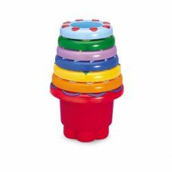 اسباب بازی رنگین کمان هفت تکه TOLO