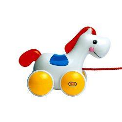 اسباب بازی عروسک اسب سورتمه TOLO