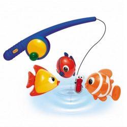 اسباب بازی قلاب و ماهی ها TOLO