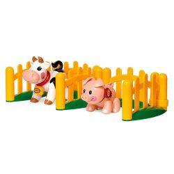 اسباب بازی مزرعه حیوانات اهلی Tolo