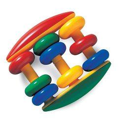 اسباب بازی چرتکه جغجغه ای TOLO