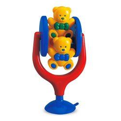 اسباب بازی چرخ و فلک تدی خرس TOLO