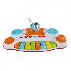 اسباب بازی پیانو مدل موزیک میکسر Winfun
