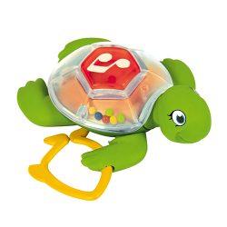دندان گیر و جغجغه لاک پشت Clementoni
