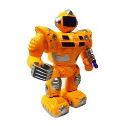 عروسک ربات متحرک و موزیکال