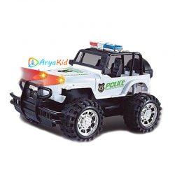 ماشین کنترلی مدل جیپ پلیس