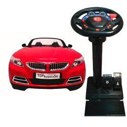 ماشین کنترلی ریموت فرمانی با پدال BMW