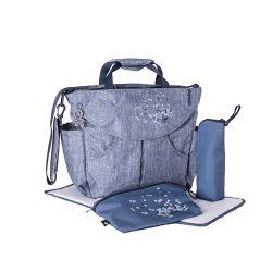 کیف مادر طرح دار جین اکی داگ Okiedog SUMO