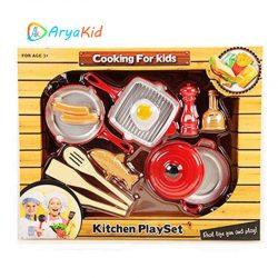 اسباب بازی ست ظروف آشپزی