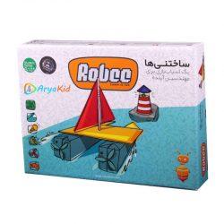 اسباب بازی فکری ساختنی رباتیک robee S101