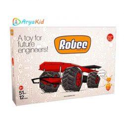 بسته آموزشی رباتیک ۵۱ قطعه Robee R104