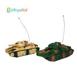 تانک کنترلی و شارژی طرح ارتشی