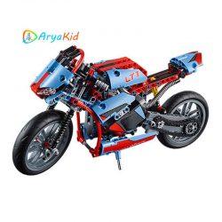 لگوی موتورسیکلت ۳۹۱ قطعه مدل ۱۰۷A