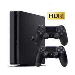 کنسول بازی سونی PS4 Slim 2017 Region 2 CUH-2116B 1TB