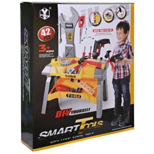 میز کار با ابزار و لوازم ۴۲ تکه مدل ۱-T104