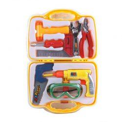 اسباب بازی ست ابزار کار نجاری کیفی