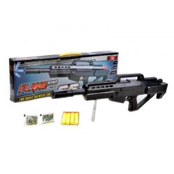 تفنگ تیر ژله ای و اسفنجی مدل ۶۰۶