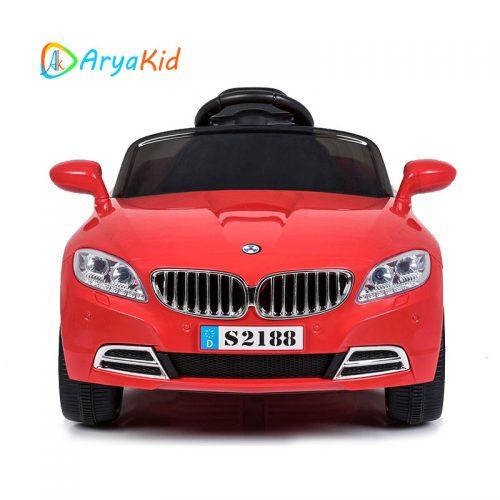 ماشین شارژی BMW مدل ۲۰۳۳ آکسون متالیک