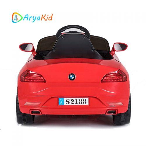 ماشین شارژی BMW مدل ۲۰۳۳ آکسون