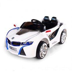 ماشین شارژی BMW i8 با مونیتور