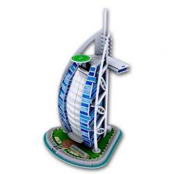 پازل فومی هتل برج العرب