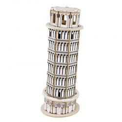 پازل سه بعدی چوبی برج پیزا