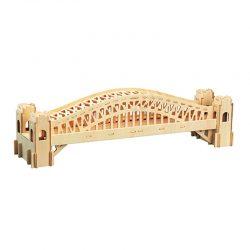 پازل سه بعدی چوبی پل سیدنی
