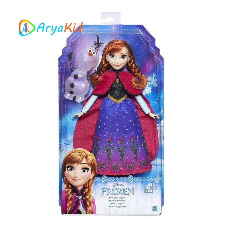 عروسک آنا و اولاف سری FROZEN