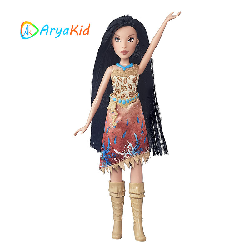 عروسک پوکاهونتاس سری PRINCESS