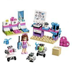 لگو آزمایشگاه خلاق ۹۱ قطعه سری LEGO Friends