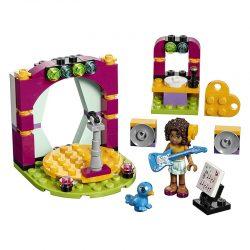لگو استودیو موزیک ۸۶ قطعه سری LEGO Friends