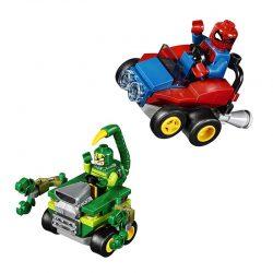 لگو اسپایدرمن ۷۹ قطعه سری LEGO Super Heroes