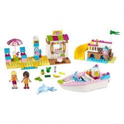 لگو تعطیلات ساحلی ۱۴۳ قطعه سری LEGO JUNIORS