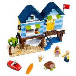 لگو تعطیلات ساحلی ۲۷۵ قطعه سری LEGO Creator