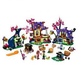 لگو دهکده دیو ها ۶۳۷ قطعه سری LEGO ELVES