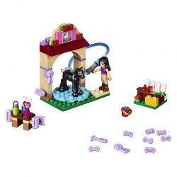 لگو شستشوی اسب ۷۷ قطعه سری LEGO Friends