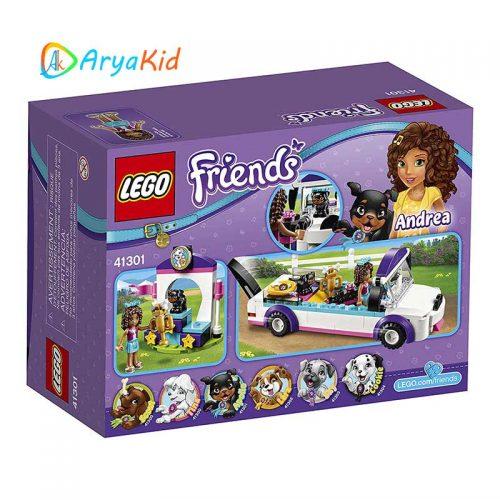 لگو عکاسی از پاپی ۱۴۵ قطعه سری LEGO Friends