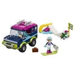 لگو ماشین آفرود ۱۵۲ قطعه سری LEGO Friends