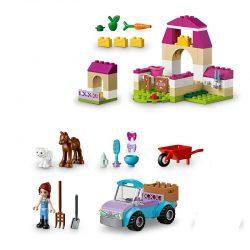 لگو مزرعه ۱۰۰ قطعه سری LEGO JUNIORS