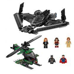 لگو نبرد آسمانی ۵۱۷ قطعه سری LEGO Super Heroes