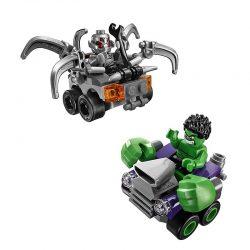لگو هالک ۸۰ قطعه سری LEGO Super Heroes