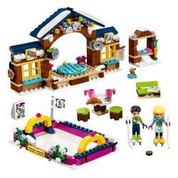 لگو هاکی روی یخ ۳۰۷ قطعه سری LEGO Friends