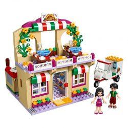 لگو پیتزا فروشی ۲۸۹ قطعه سری LEGO Friends